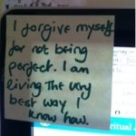 Using affirmations