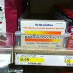 oscillococcinum or oscillo