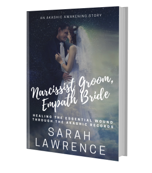 narcisisst groom empath bride
